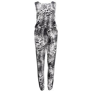 Gestuz Women's Sadie Jumpsuit - Aop Zebra