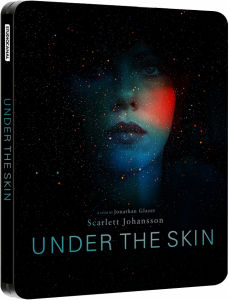Under The Skin - Zavvi Exclusive Limited Edition Steelbook (Ultra Limited Print Run)