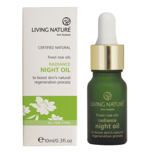Living Nature Radiance Night Oil 10ml