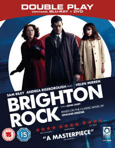 Brighton Rock: Double Play (Bevat Blu-Ray en DVD Copy)