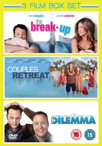 The Dilemma / Couples Retreat / The Break-Up