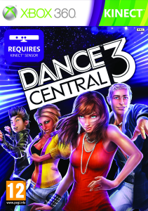 Dance Central 3 (Kinect)