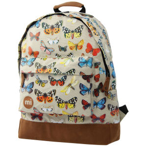 Mi-Pac Butterfly Backpack - Natural