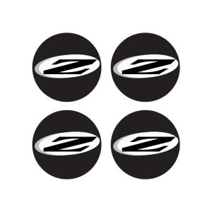 Zipp Disc Ventilloch-Logo Patches