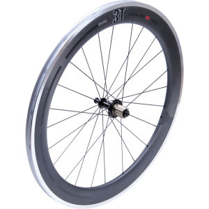 3T Wheels Accelero 60 Team Stealth Carbon/Aluminum Clinch F&R