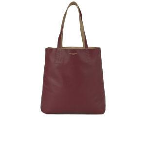 Paul's Boutique Women's Amelie Reversible Tote Bag - Burgundy/Gold