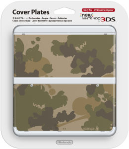Coque New 3DS -Camouflage