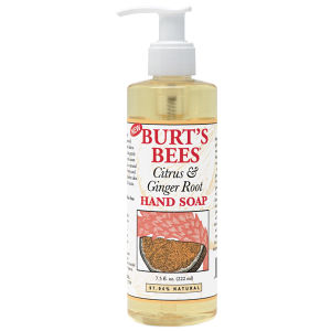 Burt's Bees Liquid Hand Soap - Citrus & Ginger Root 220ml
