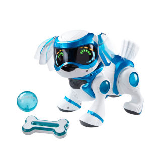 Teksta the Robotic Puppy - Blue