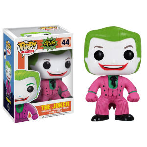 Figurine Pop! Le Joker DC Comics Batman 1966 TV Series