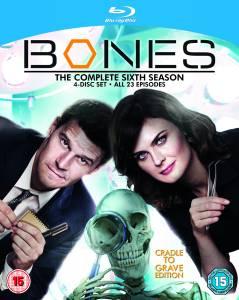 Bones - Seizoen 6