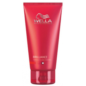 Acondicionador intensificador de brillo y color Wella Professionals Brilliance Colour Enhancing - cabello normal teñido (200ml)