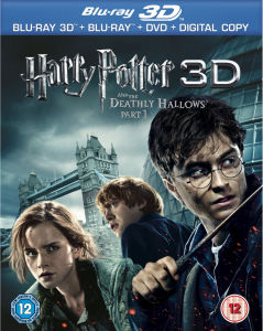 Harry Potter and the Deathly Hallows: Part 1 3D (Includes 2D Version)