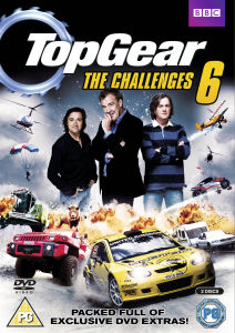 Top Gear: The Challenges 6 - With Augmented Reality