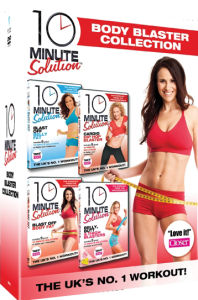 10 Minute Solution - Body Blaster Verzameling