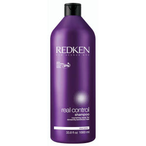 Redken Real Control Shampoo 1000ml (with pump) - (Worth £47.50)