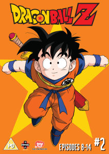 Dragon Ball Z - Seizoen 1: Deel 2 (Aflevering 8-14)