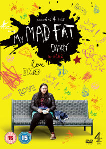 My Mad Fat Diary - Seizoen 1 en 2