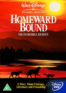 Homeward Bound - The Incredible Journey
