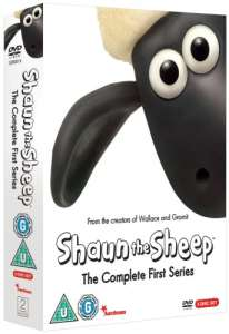 Shaun The Sheep - Complete Series 1