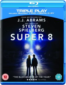 Super 8 - Triple Play (Blu-Ray, DVD and Digital Copy)