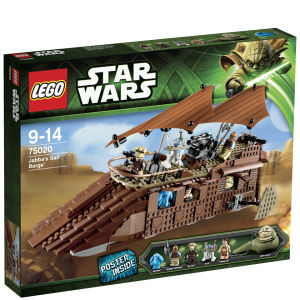 LEGO Star Wars: Jabbas Sail Barge[TM] (75020)