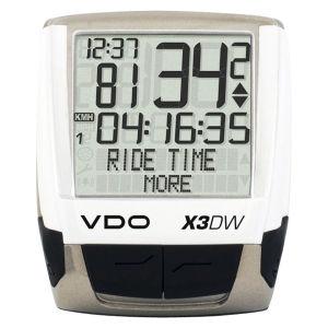 VDO X3DW Wireless Cycle Computer