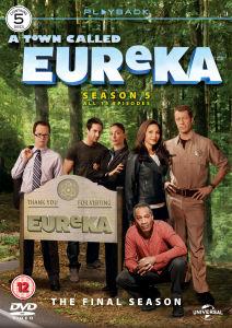 Eureka - Seizoen 5
