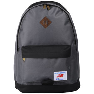 New Balance Casual Backpack - Slate/Black