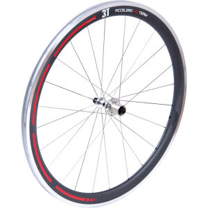 3T Wheels Accelero 40 Team Carbon/Aluminum Clinch F&R
