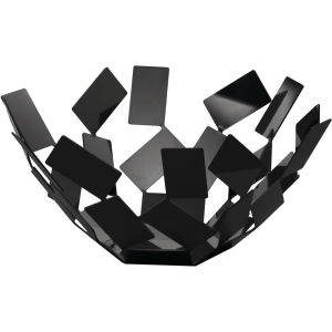Alessi Stanza Dello Scirocco Fruit Holder - Black
