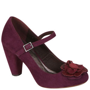Stylist Pick 'Daisy' Women's Court Shoe  - Purple