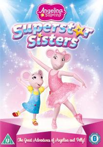 Angelina Ballerina: Superstar Sisters