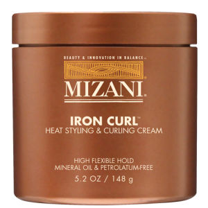 Mizani Iron Curl Heat Styling & Curling Cream 5oz
