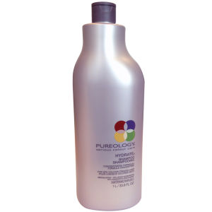 Pureology Pure Hydrate Shampoo (1000ml) with Pump