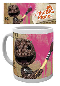 Little Big Planet Paint - Mug