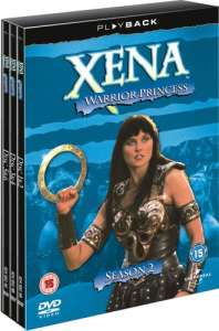 Xena: Warrior Princess - Series 2