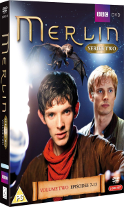 Merlin Season 2 Volume 2