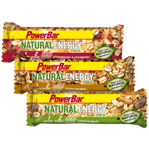 PowerBar Sports Natural Long Lasting Energy Bar - Box of 24
