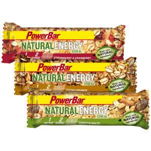 PowerBar Sports Natural Long Lasting Energy Bar - Box of 24
