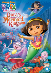 Dora Explorer: Doras Rescue in Mermaid Kingdom