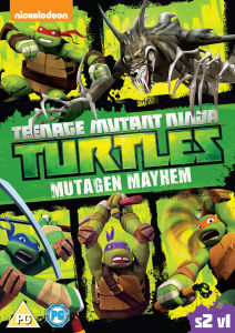 Teenage Mutant Ninja Turtles: Season 2 - Volume 1