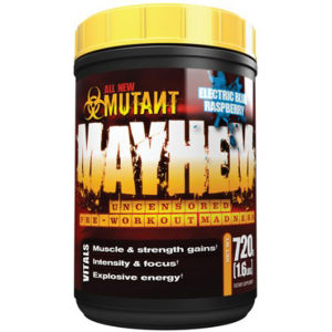 Mutant Mayhem 720g
