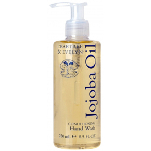 Gel de manos acondicionador de aceite de jojoba de Crabtree & Evelyn (250 ml)