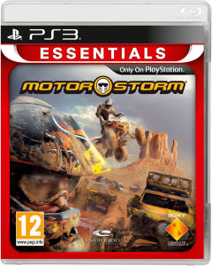 Motor Storm: Essentials
