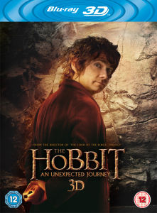 The Hobbit: An Unexpected Journey 3D (Bevat UltraViolet Copy)