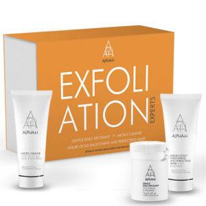 Alpha-H Exfoliation Experts (Worth £33.00)