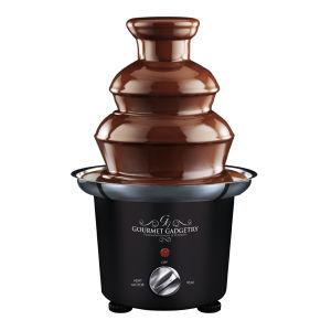 Gourmet Gadgetry Mini Chocolate Fountain