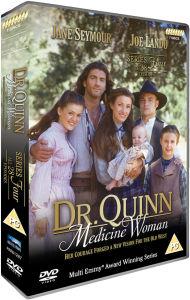 Dr. Quinn Medicine Woman - Seizoen 4 - Compleet