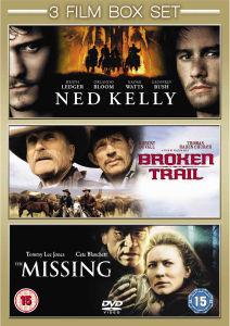 Ned Kelly / The Missing / Broken Trail